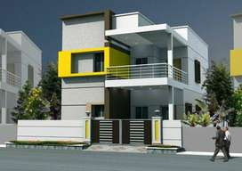 only 2 villas in kazhakootam Menamkulam 5 km from Technopark.