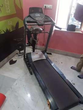 5 in 1 motorized tredmill