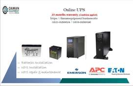APC UPS 1000XLI with  18months warranty