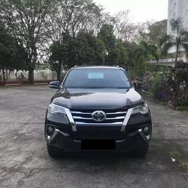 TOYOTA FORTUNTER 2.4 G A/T 2017