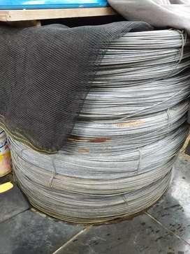 Kawat beton hitam diameter 1 mm