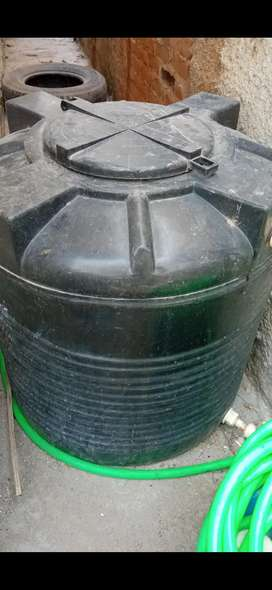 Water tank 300 lts and 500 ltrs available
