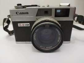 Camera Canonet QL 17