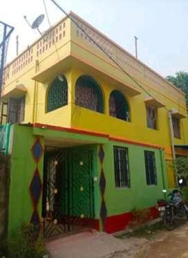 Three katha land House for sale at Calcutta Public School near.