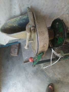 Cheez crusher used