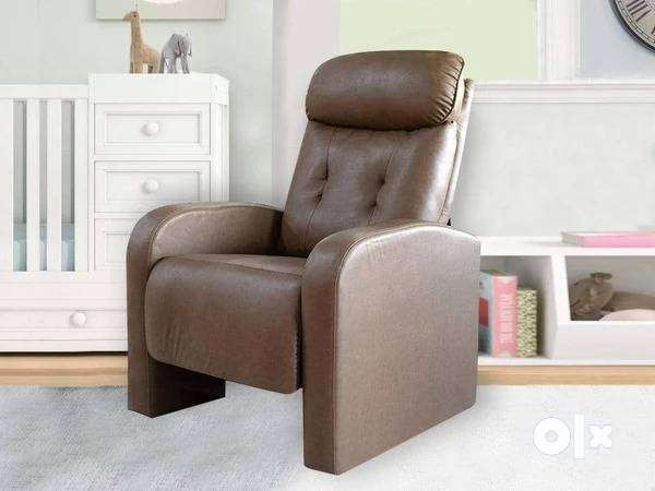 SUPERIOR FABRIC RECLINER by urban ladder