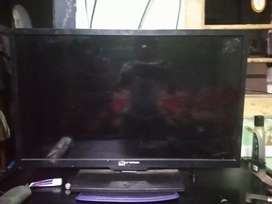 Micromax Television in good condition