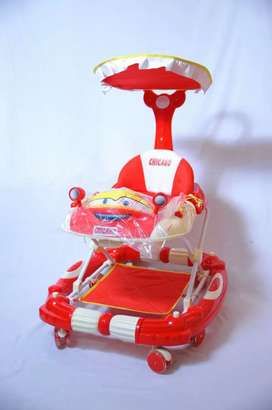 Brand new kids baby walker 3in1