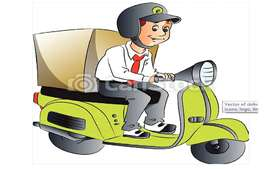 Hiring Delivery boys.Earn upto RS25000Per month