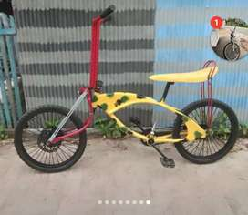 Sepeda wimcycle/lowrider