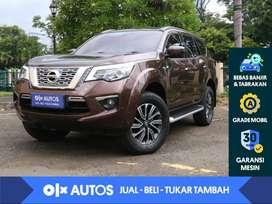 [OLX Autos] Nissan Terra 2.5 VL Solar A/T 2018 Coklat