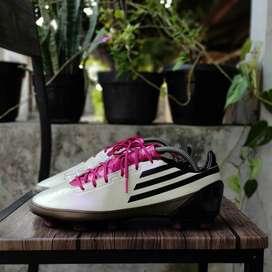 Sepatu Bola Adidas Adizero F30 TRX FG Pink