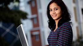 Office assistant with back office data job