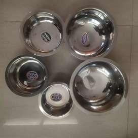 Set of 5 piece Ganji