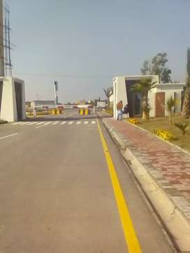 Plot on main chakri road near Fatima university rawalpindi