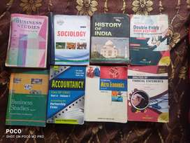 +1 and +2 commerce books exelent condition