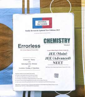 Chemistry for medical ani engineering entrance exams