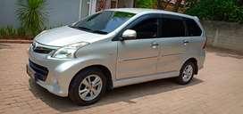 Toyota Veloz 1.5  A/T Tahun 2012 Warna Silver Metalik