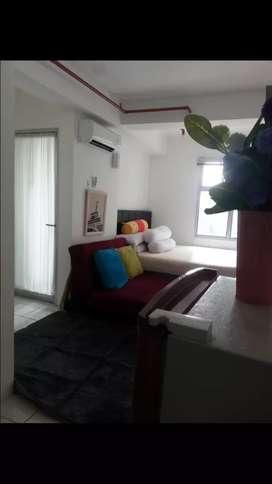 Apartemen Pancoran Riverside studio lantai 1 disewakan