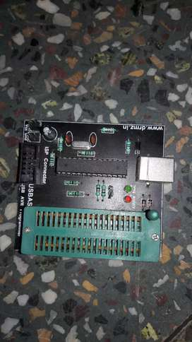 Chip and cable NEW USB Avr programmer