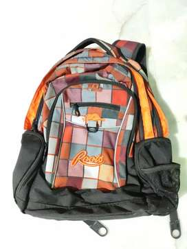 ROOTS 73 and High Sierra Backpack Bag Laptop Hiking Trekking