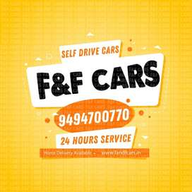 All types of self drive cars available at low