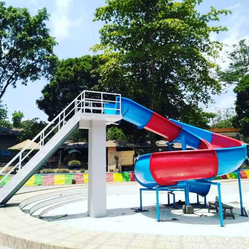 Jual wahana kolamrenang, playground kolamrenang, prosotan kolamrenang 0