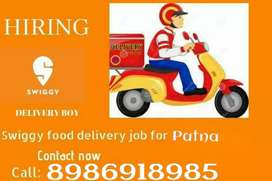 delivery patner in swiggy company