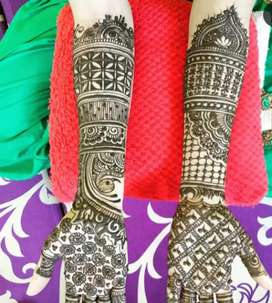 Contact for mehndi