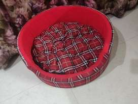 Dog Bed less than a month used