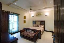 One Kanal 3 Bed Upper Portion Fully Furnished In DHA Ph-5
