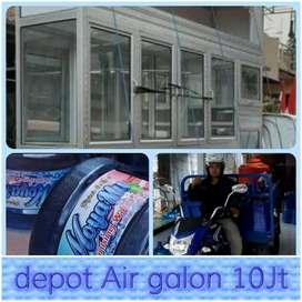 Bila ingin Usaha Air GaLon , modaL 10Jt
