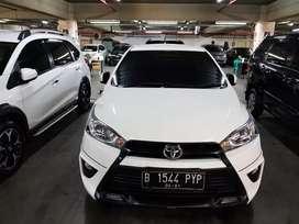 Toyota Yaris 2016 Type S TRD Matic Tngan 1 dri baru keyless full ori.