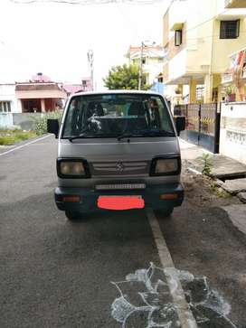 Omni car for rent with driver