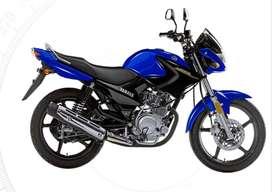 ⇶YAMAHA  RACING BLUE  YBR125⇶