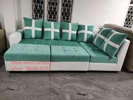 Bed cum sofa set