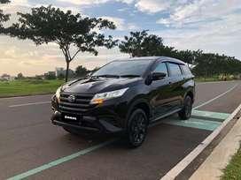 All new terios X CVT 2019 warna hitam seperti baru. Km 2000