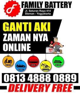 Family Aki Mobil Avanza Free Delivery
