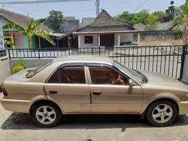 Dijual Mobil Murah Toyota Soluna Th. 2001 Milik Pribadi