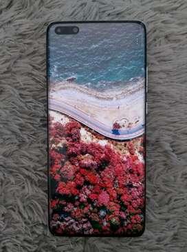 Jual Cepat Huawei p40 Pro Silver Frost + Freebuds lite BT