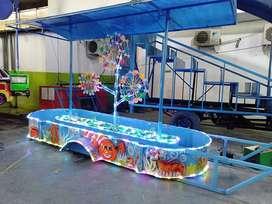 pancingan kolam fiber air mandi bola indoor AF