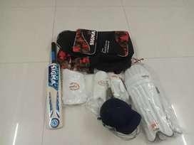 My new sigma cricket kit size  5