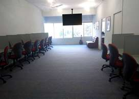 call center or co-working space seats-Office for rent near UET GT road