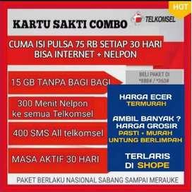 Kartu Sakti / Perdana Sakti Telkomsel