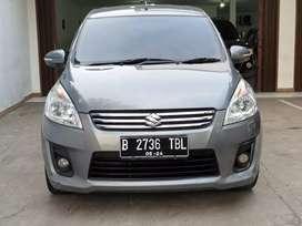 Suzuki Ertiga GL AT Thn 2013 TDP 5 jt Good Condition
