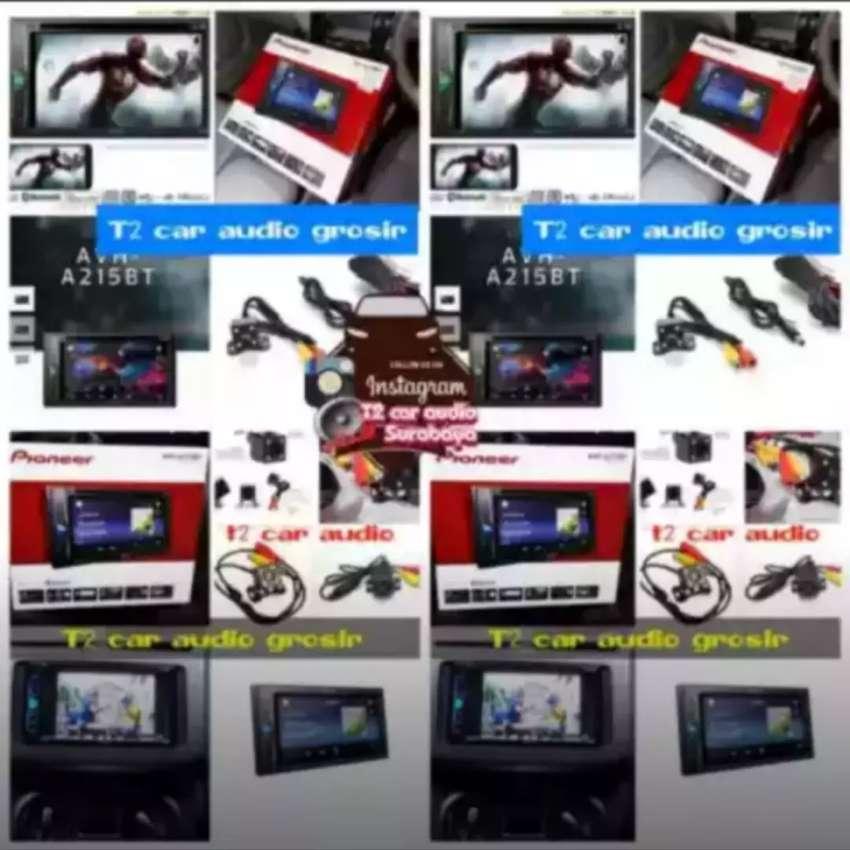 Grosir Terbaru dvd 2din PIONEER A.215BT mirrorlink+camera hd 0