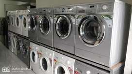 Fully automatic front load washing machine with free shipping