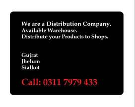 Distribution Services are Available