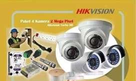 CCTV BERKUALITAS HARGA HEMAT  GAMBAR BAGUS