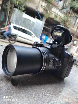 42 X Optical Zoom Wide Full HD Nikon Camera
